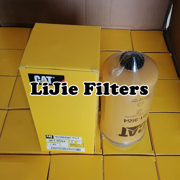 3619554 361-9554 Caterpillar Fuel Filter