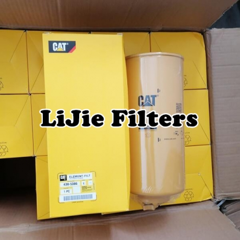 438-5386 4385386 Caterpillar Fuel Filter