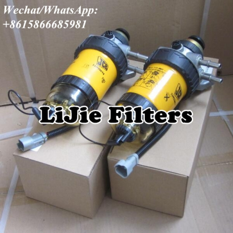 332/C7113 JCB Fuel Filter ASSEMBLY