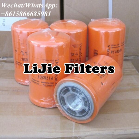 P176207 HF6546 Hydraulic Oil Filter